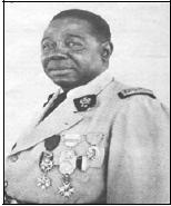 Le gouverneur général Félix Eboué